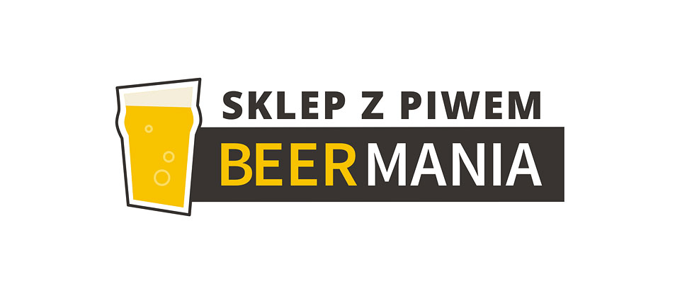 Logo sklepu piwnego Beermania