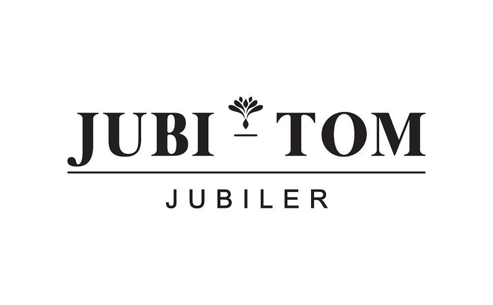 Logotyp firmy Jubi-Tom