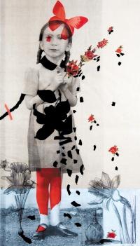 Zdjęcie pracy artystki Elżbiety Terlikowskiej