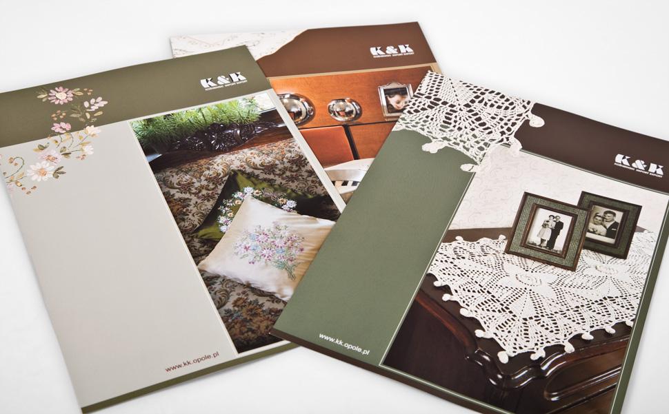 Karty z katalogu produktowego