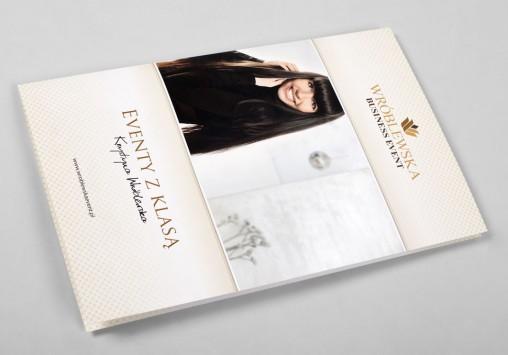 Folder ofertowy Wróblewska Business Event