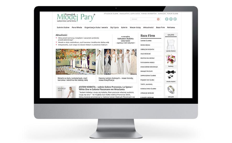 Portal ślubny Przewodnik Młodej Pary