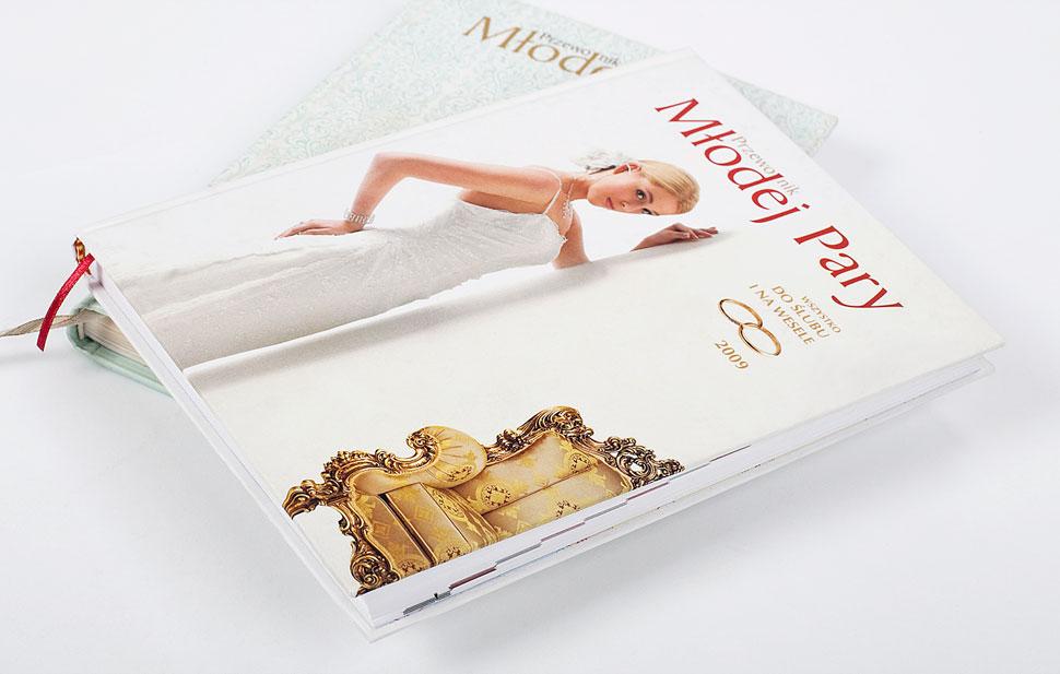 Kalendarze książkowe - Przewodnik Młodej Pary
