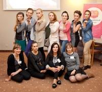 Zdjęcia dokumentalne z warsztatów Przewodnika Młodej Pary